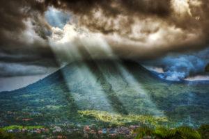 Tomohon en Indonésie